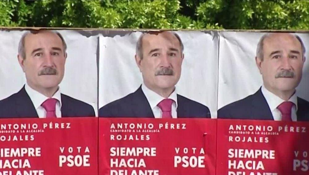 Antonio Pérez, alcalde de Rojales