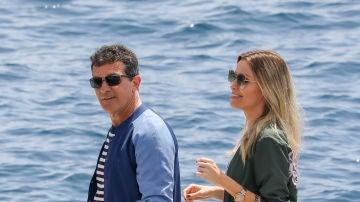 La felicidad de Antonio Banderas y Nicole Kimpel