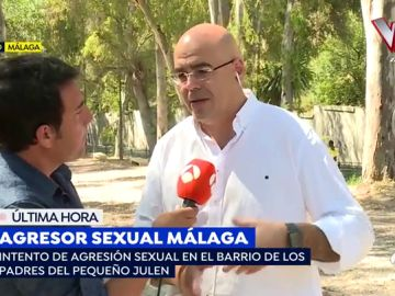 Agresor sexual en Málaga