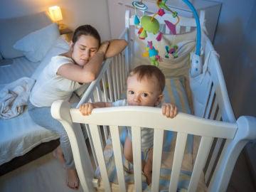 Bebé insomne