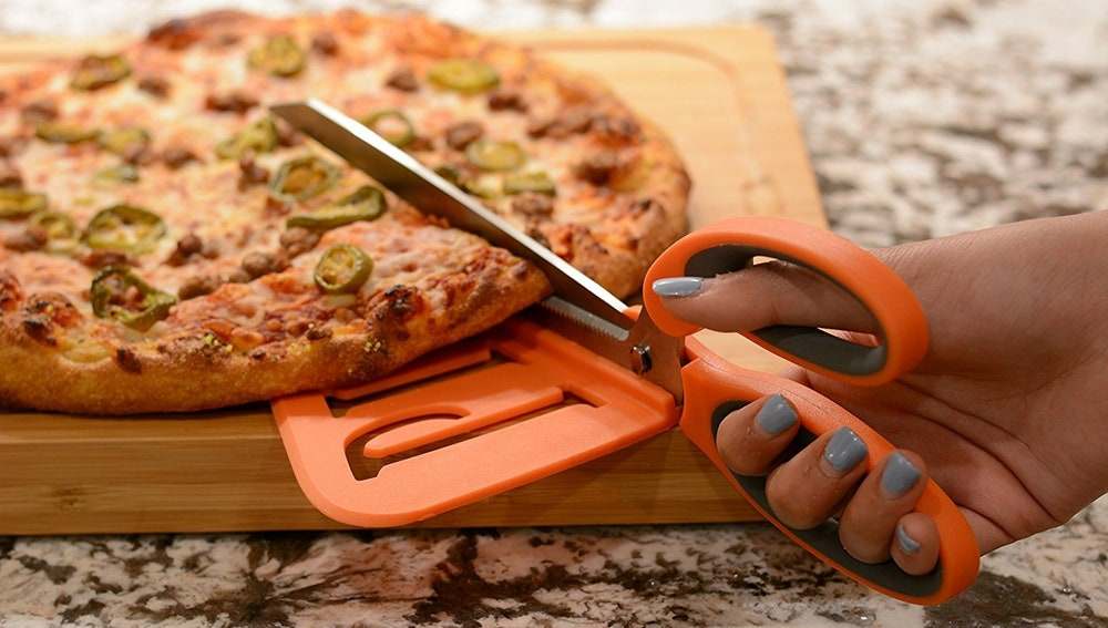 Cortar pizza