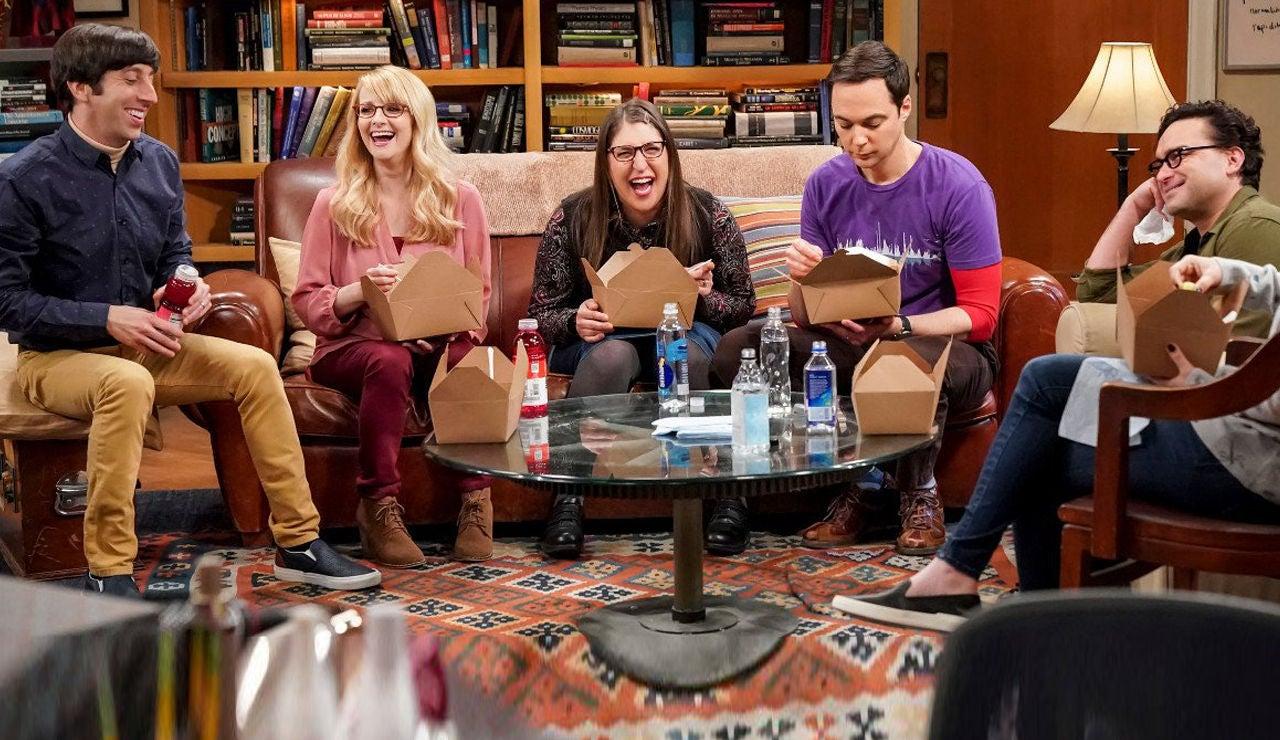 Final Big Bang Theory
