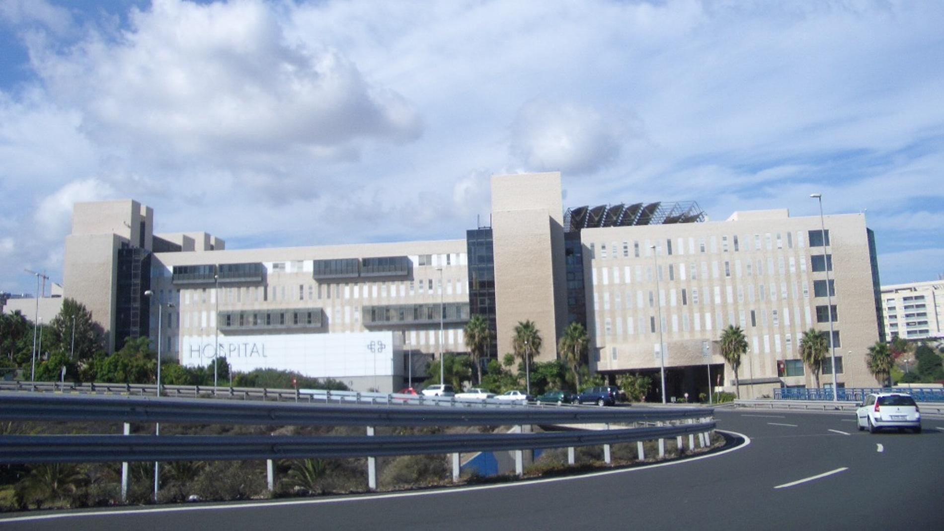 Hospital canario Doctor Negrín