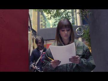 Aitana Ocaña interpreta la canción de 'un mundo ideal'