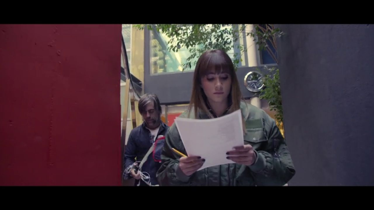 Aitana Ocaña Interpreta La Canción De 'un Mundo Ideal