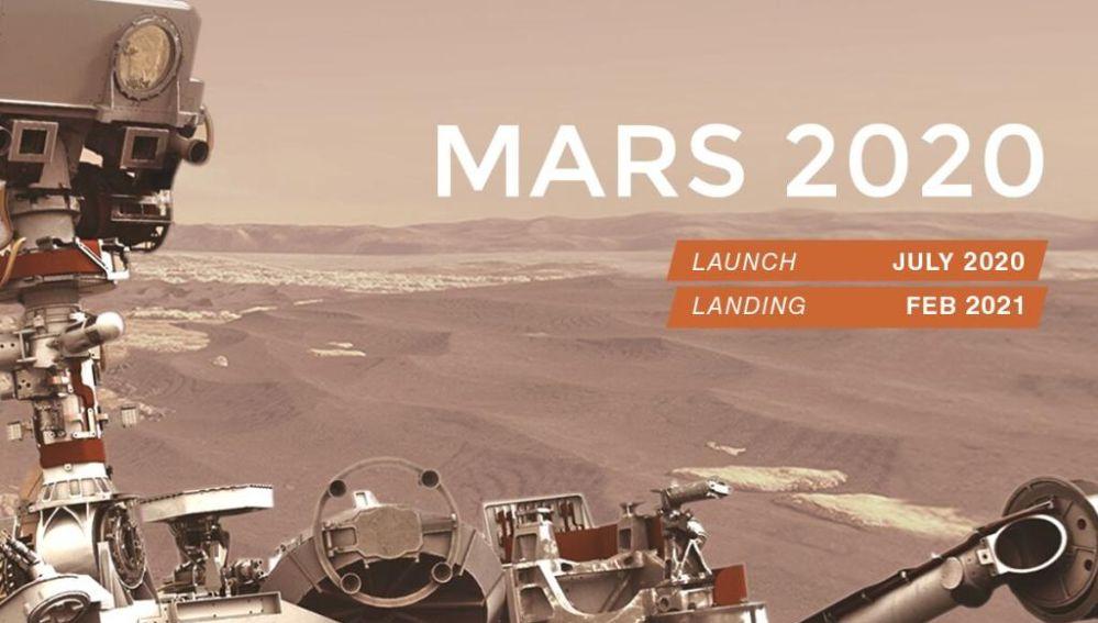 La tarjeta de embarque que te ofrece la NASA para viajar a Marte