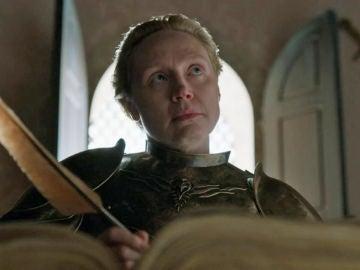 Brienne de Tarth en 'Juego de Tronos'