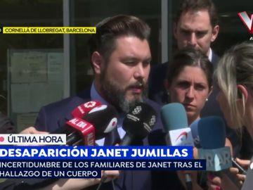 """Los investigadores encuentran el móvil de Janet Jumillas: """"Creemos al 99,9% que es ella"""""""