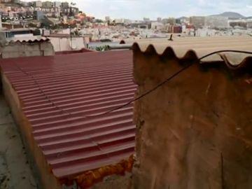 Denuncian robos en las casas desalojadas del Paseo Chil
