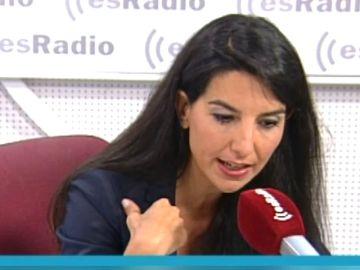 """Monasterio afirma los """"amigos de Isa Serra"""" dan """"cursillos"""" en los colegios de Madrid en los que se habla de """"zoofilia"""""""