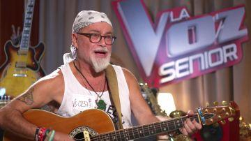 El pequeño problema de Frank Mercader durante los castings de 'La Voz Senior'