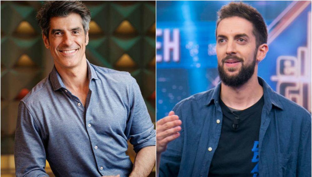 Jorge Fernández invita a David Broncano y Quequé a participar en 'La ruleta de la suerte'