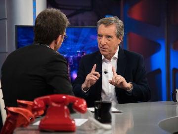 Iñaki Gabilondo enumera en 'El Hormiguero 3.0' las cualidades de un buen líder político
