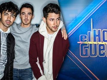 Los Jonas Brothers en 'El Hormiguero 3.0'