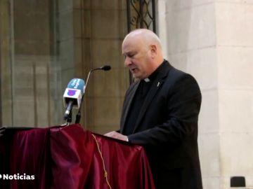 El párroco José Antonio Abellán