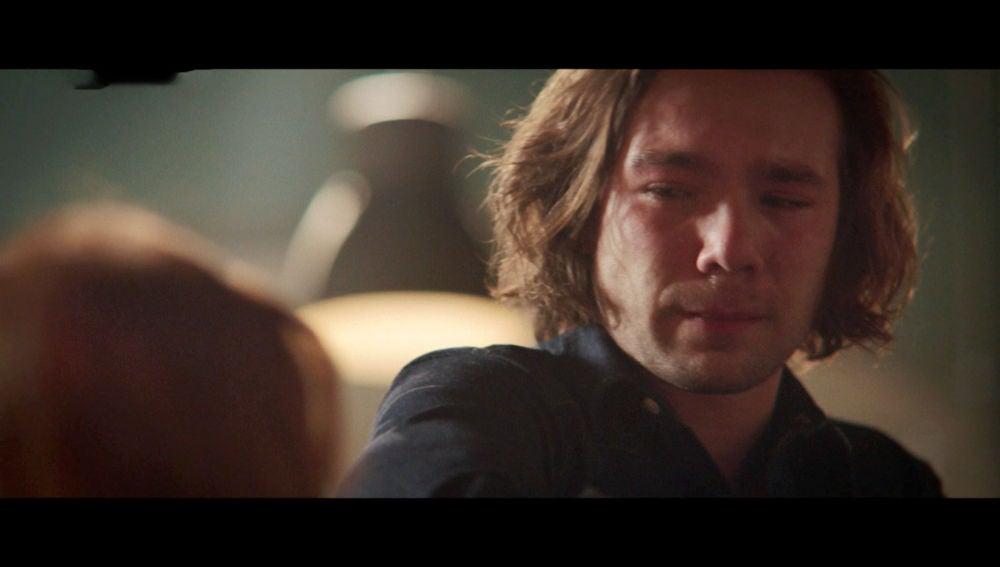 """Robert, destrozado: """"No me queda tiempo, Clara"""""""