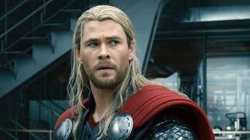 Chris Hemsworth como Thor