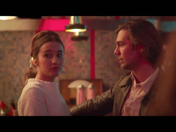 Carmen siembra las dudas en Robert sobre la relación entre Maribel y Diego