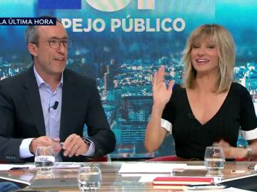 Tres mil programas de 'Espejo Público'