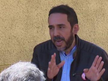 Unidas Podemos apoya a los afectados de Visocan