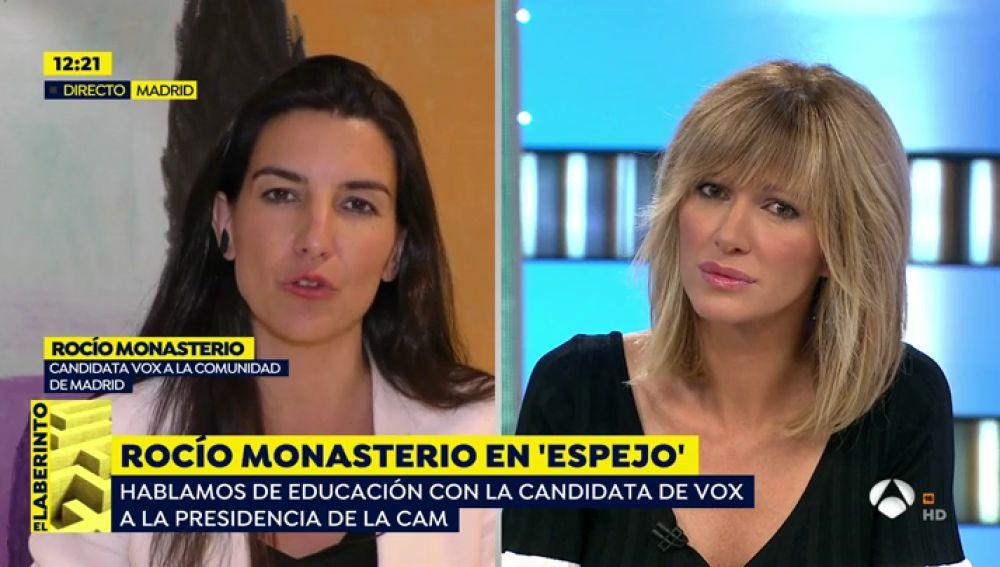 Rocio Monasterio