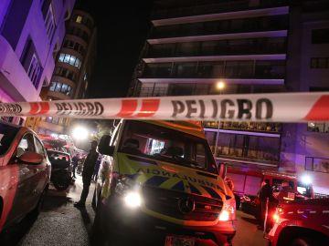Los servicios de emergencias de Chile