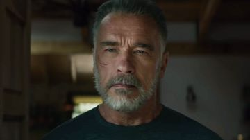 Arnold Schwarzenegger en 'Terminator: Destino oscuro'