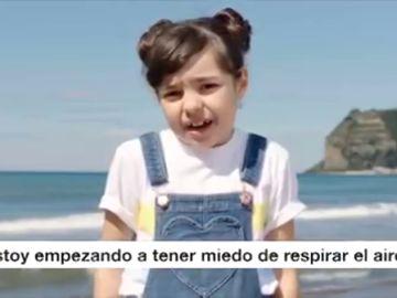 El vídeo sobre educación ambiental que unos niños italianos han vuelto viral