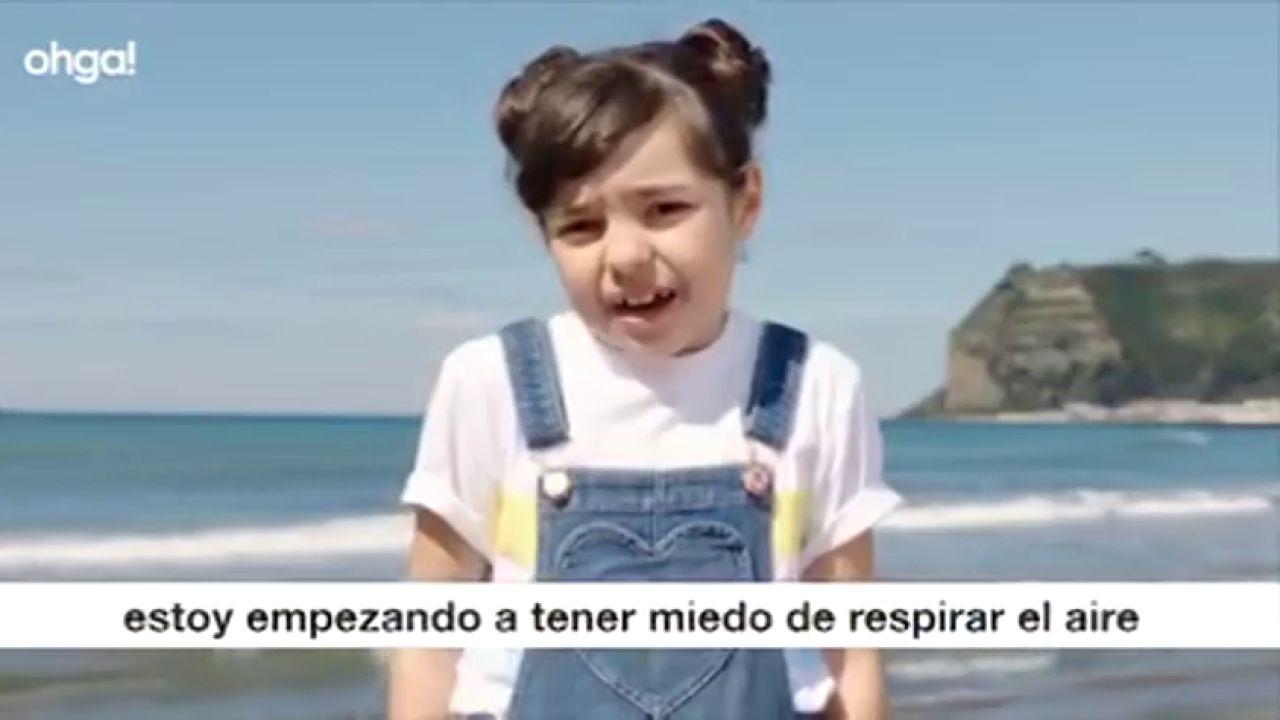 El Vídeo Sobre Educación Ambiental Que Unos Niños