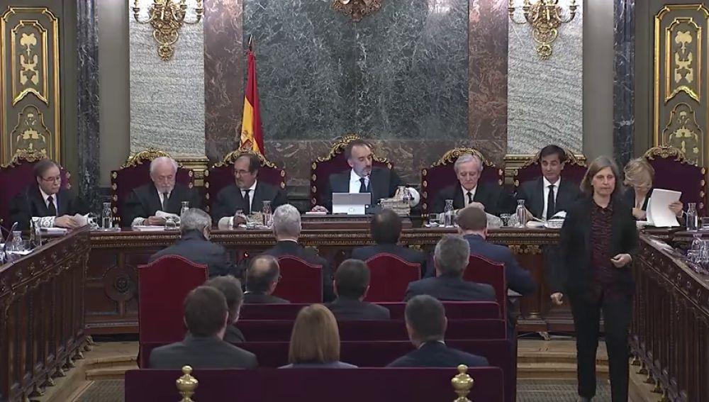 El juicio a los independentistas catalanes entra en su fase final