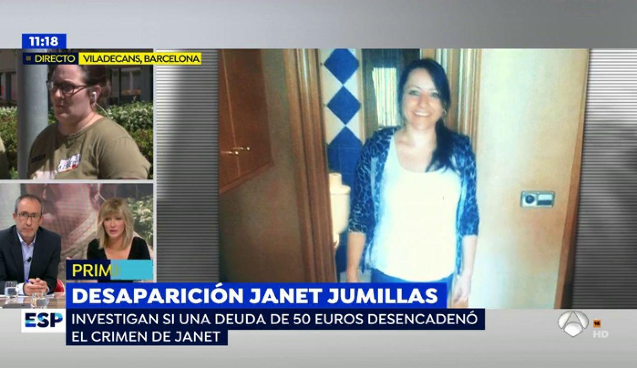 A Janet Jumillas la mataron porque reclamó una deuda de 50 euros