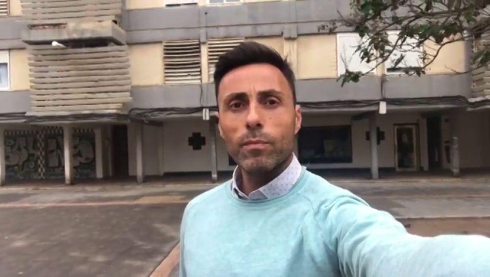 Detenido un hombre por apuñalar a su expareja en Valencia