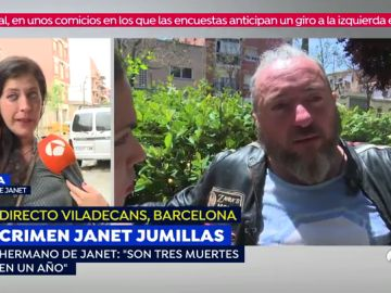 Crimen de Janet Jumillas