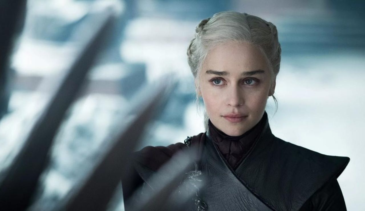 Daenerys Targaryen en el último capítulo de 'Juego de Tronos'