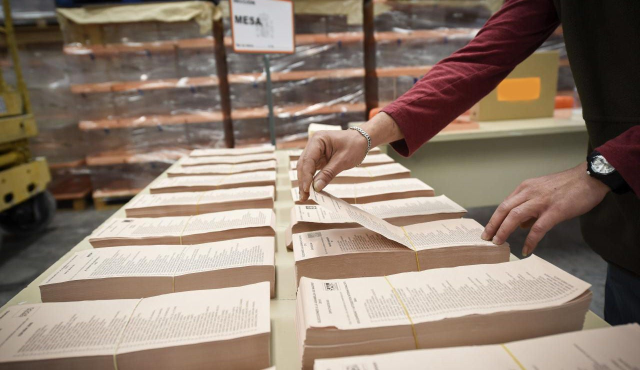 Elecciones generales 2019: ¿Puedo ausentarme de mi trabajo para ir a votar el 10-N?