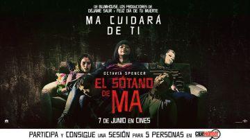 Concurso de 'El sótano de Ma'