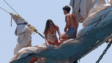Laura Matamoros y Daniel Illescas, a la búsqueda de la foto perfecta