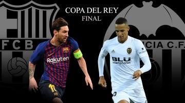 Barcelona vs Valencia, la final de la Copa del Rey 2018-19