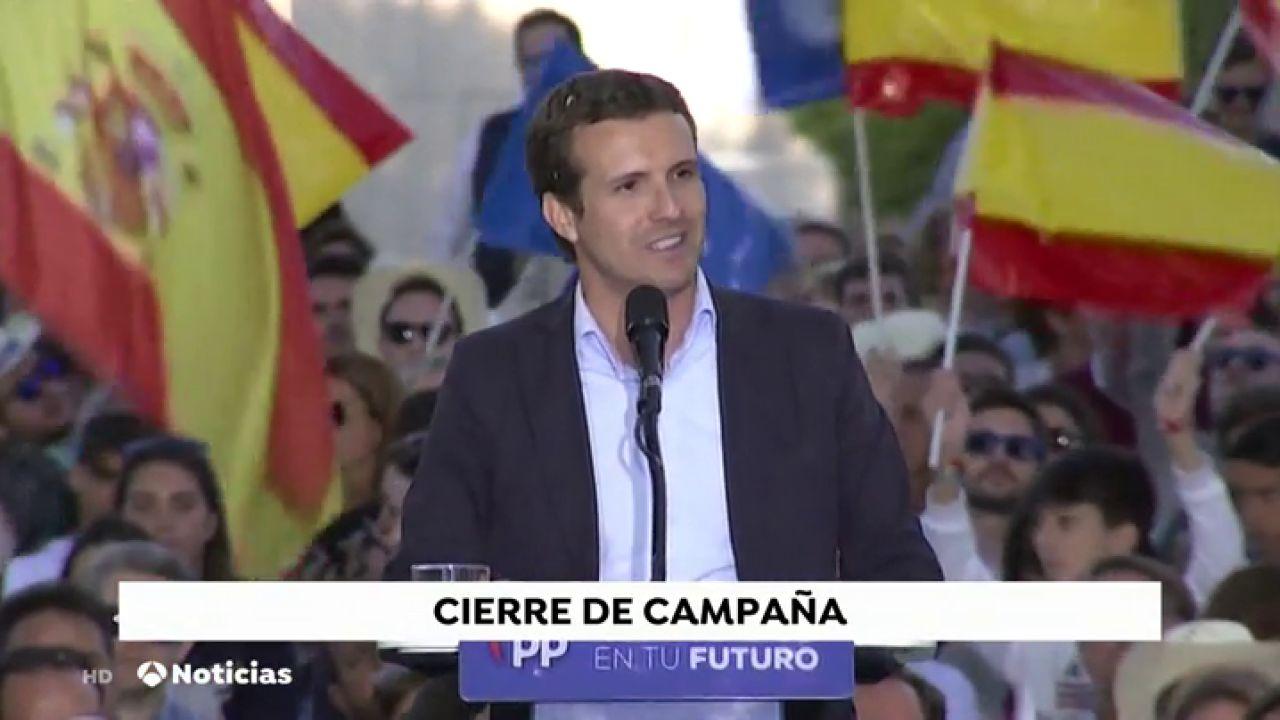 """Casado Intenta Atraer El Voto Perdido: """"Hay Que Volver A"""