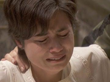 La dolorosa súplica de María para que le quiten la vida