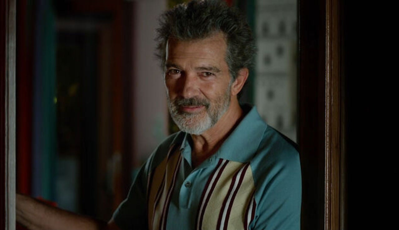 Antonio Banderas en 'Dolor y Gloria'