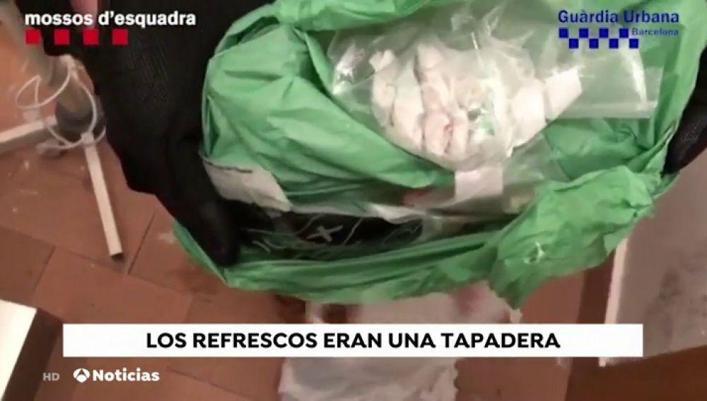 Incautan 20 millones de medicamentos ilegales en Valencia