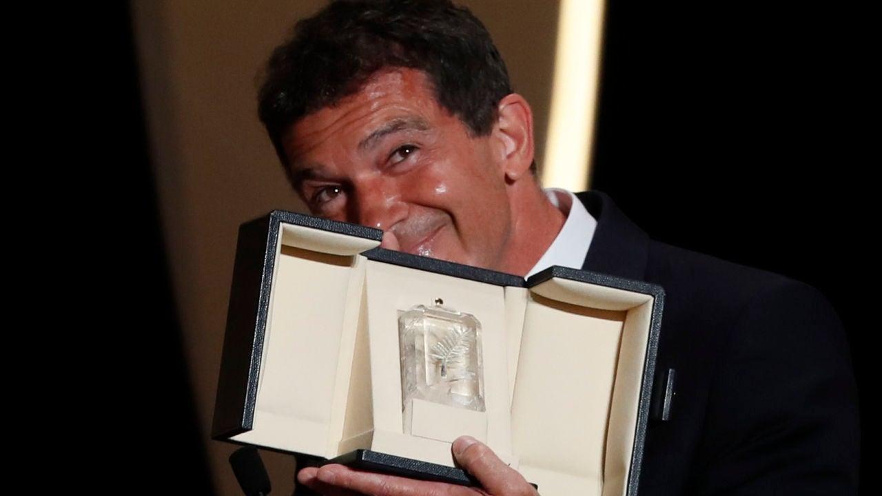 Antonio Banderas, Premio Al Mejor Actor En El 72 Festival