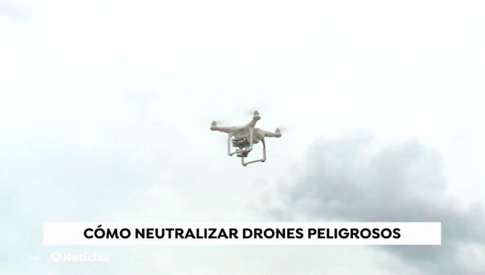 Una empresa española crea un sistema para detectar a los drones ilegales