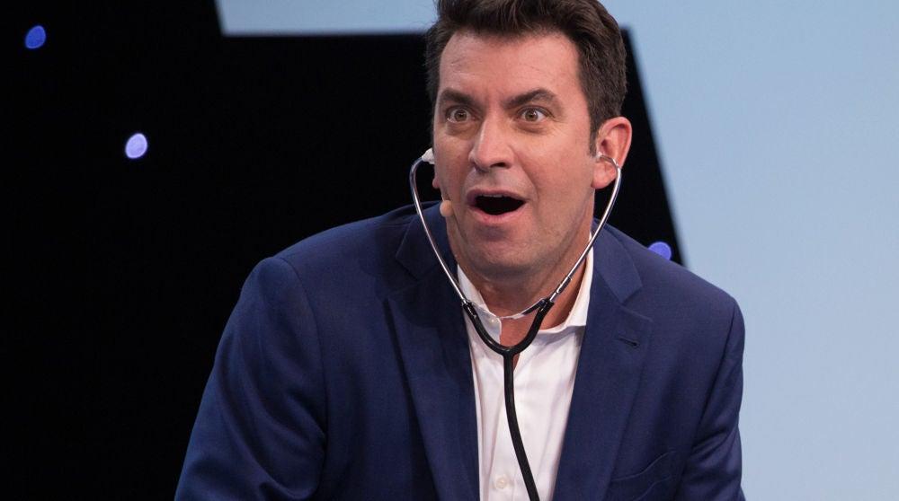 Arturo Valls en 'Me resbala'