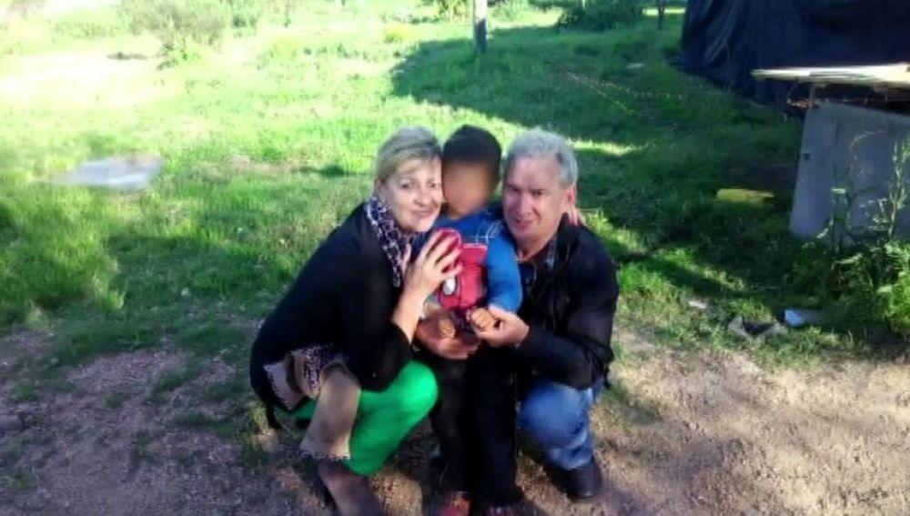 Detenida en Uruguay una mujer que huyó hace cinco años con su hijo de tres