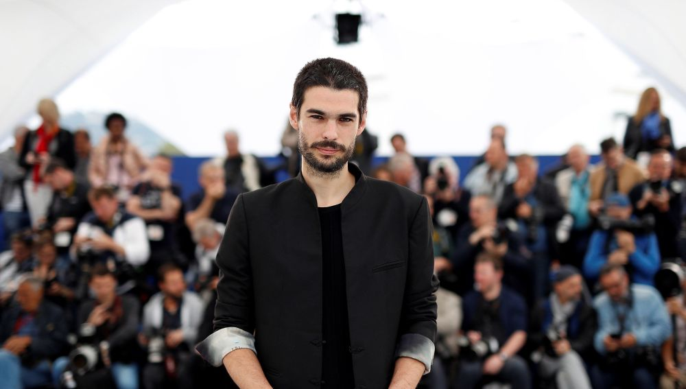 El cineasta español Oliver Laxe