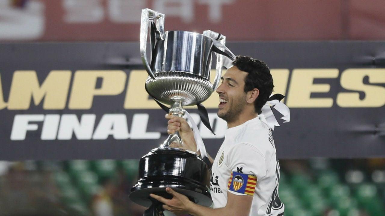 """Dani Parejo: """"Un Club Como El Valencia Merece Más Alegrías"""