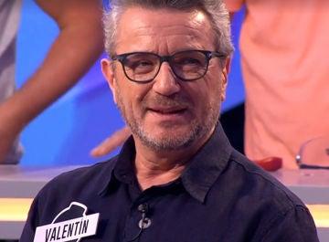 Valentín Ferrero, concursante de 'Los Lobos' en '¡Boom!'