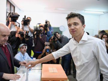 El aspirante de Más Madrid a presidir el Gobierno de la región, Íñigo Errejón